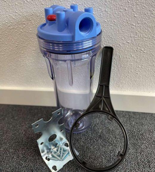 10 inch Filterhuis 3-4-met-plastic-schroefraad